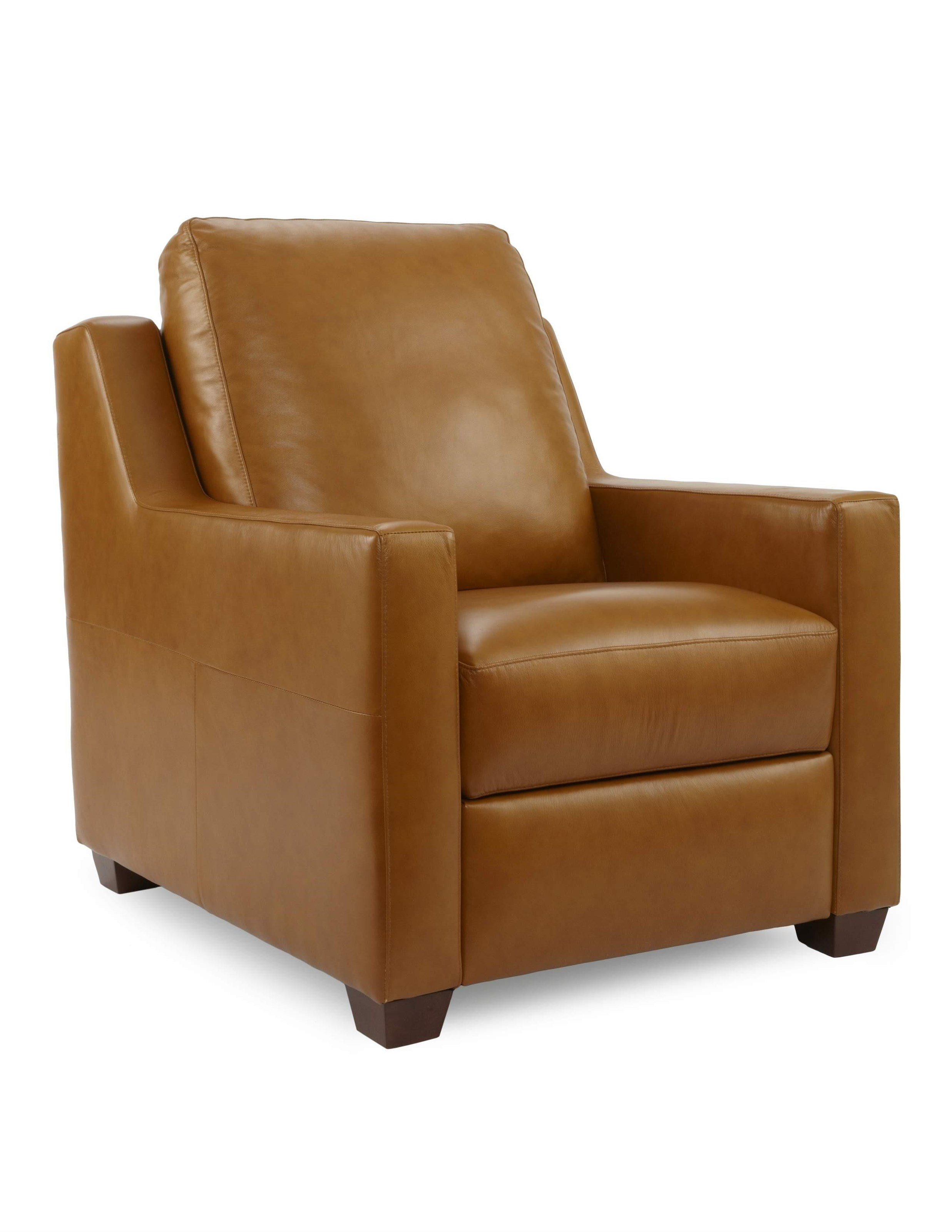 Elite Leather 7000 High Back Power Recliner - Item Number: 7325-RM-1