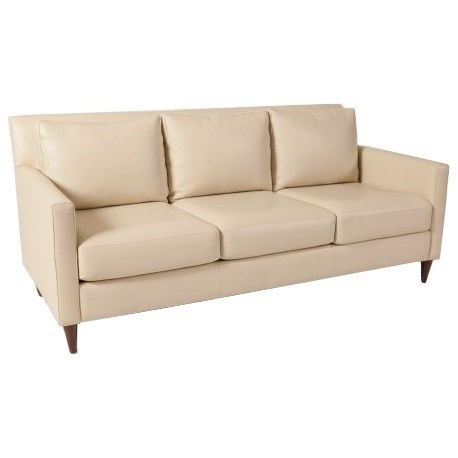 Elite Leather Aero Sofa - Item Number: 27028-66P