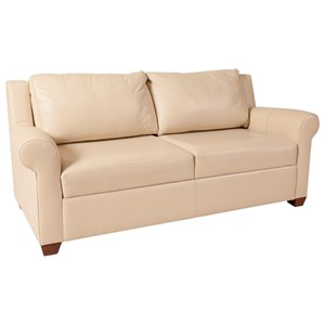 Elite Leather Ultra Sleeper Queen Sofabed