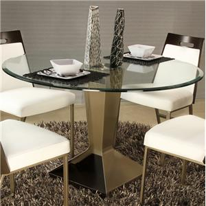 Elite Modern Beacon Round Dining Table