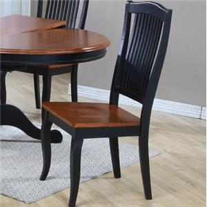 E P Products Dining Sets Jamie Side Chair