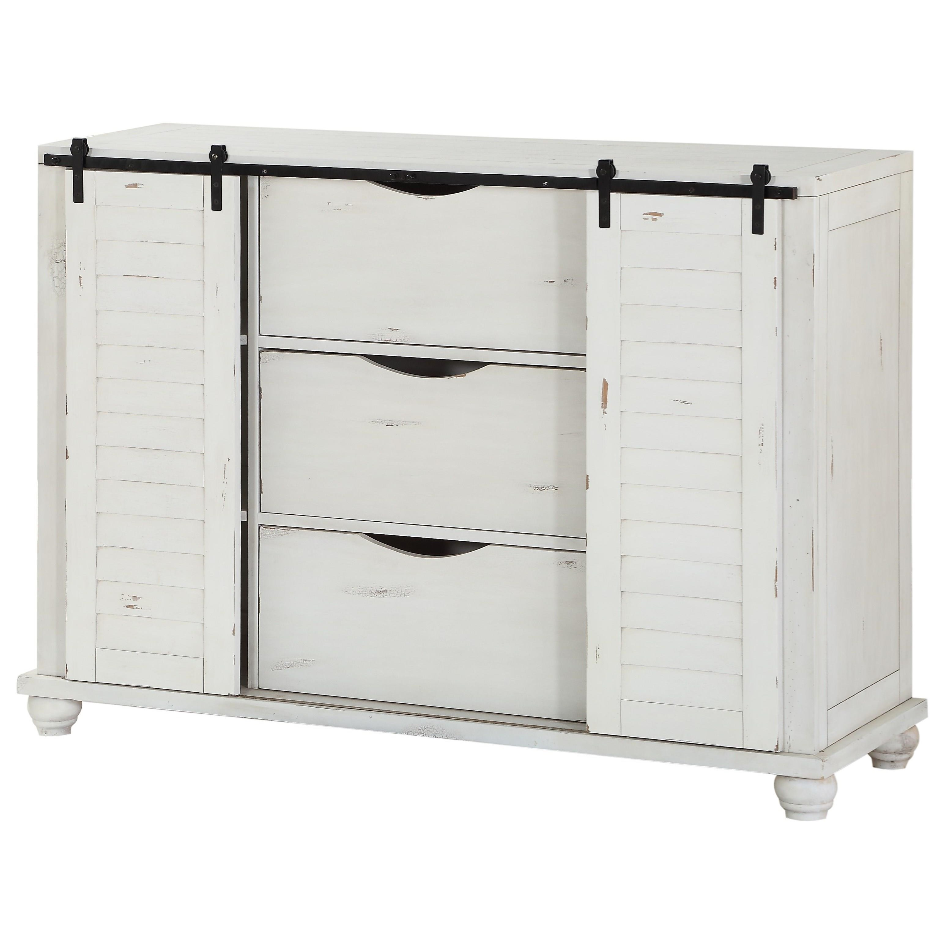 Abaco Buffet by Emerald at Michael Alan Furniture & Design