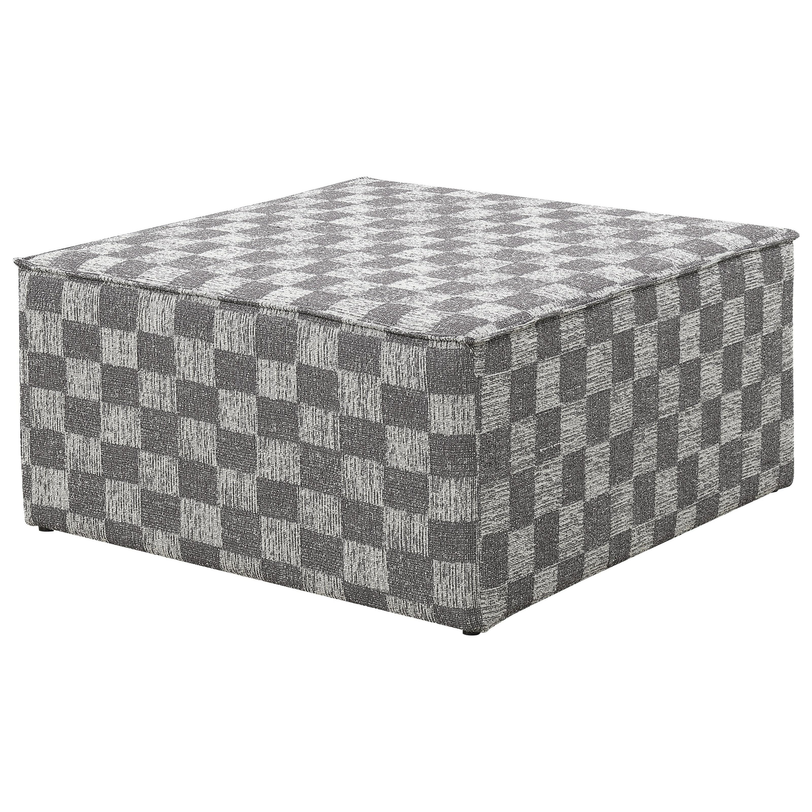 Alder Cocktail Ottoman by Emerald at Northeast Factory Direct