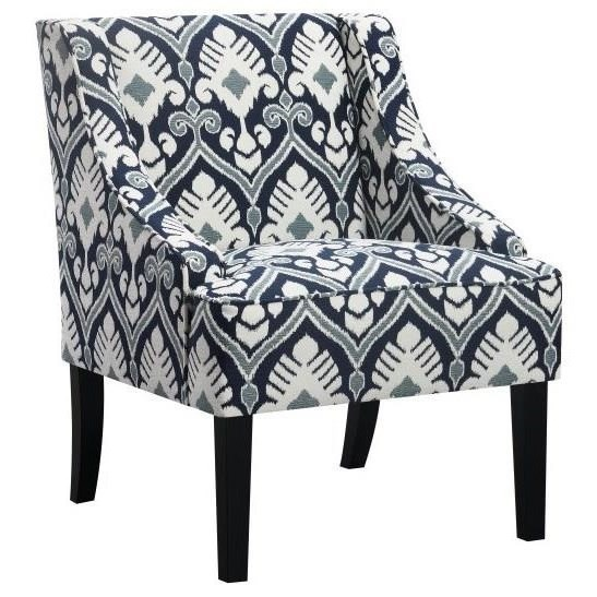 Alyce Accent Chair by Emerald at Northeast Factory Direct