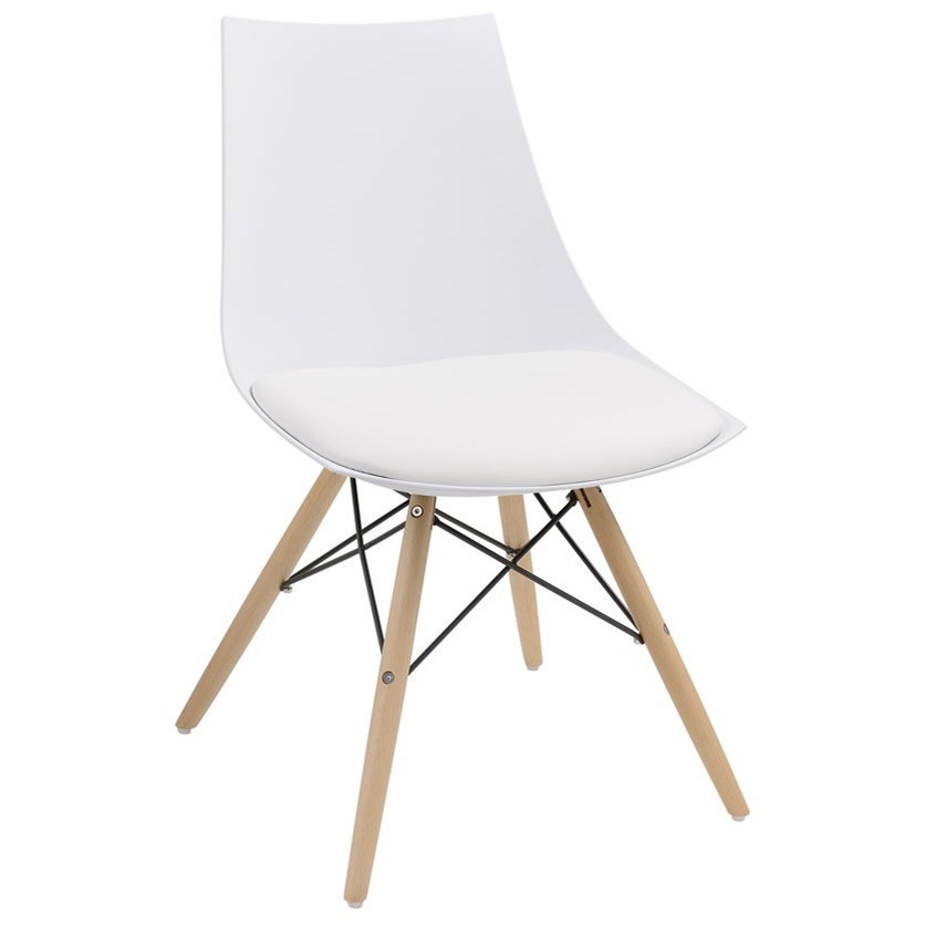 Dining Chair with PU Seat