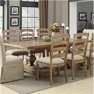 Emerald Belair Rectangular Dining Table