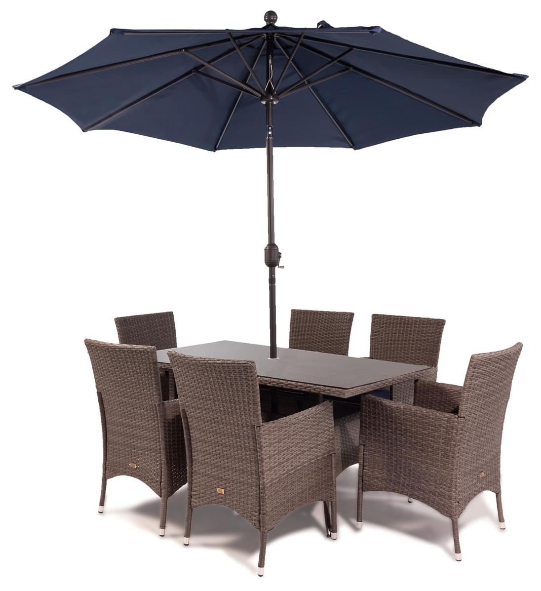8PC Outdoor Dining Set