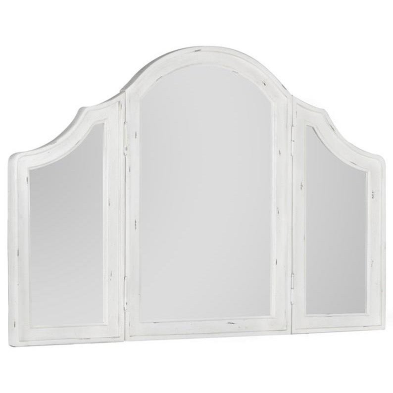 Trifold Mirror For Dressing Table