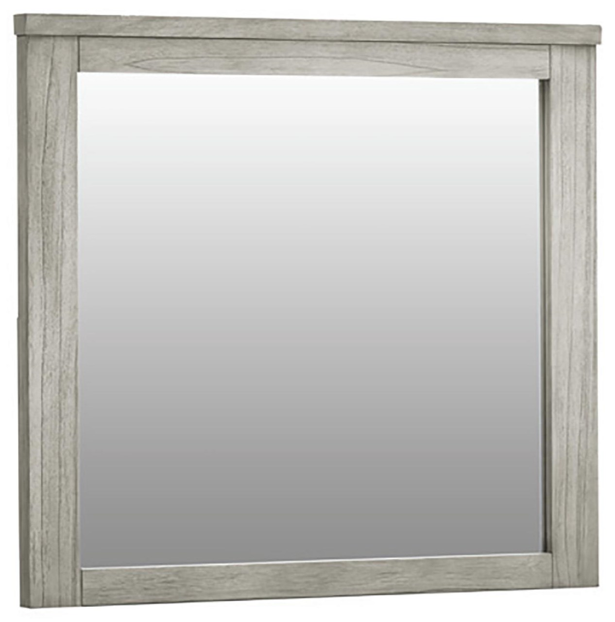 Brentwood Mirror by Emerald at Darvin Furniture