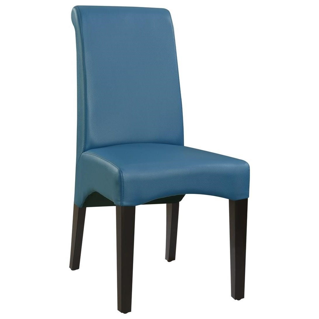 Dining Chair Upholstered Seat & Back