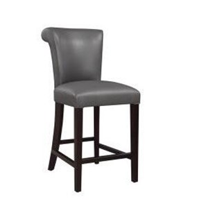 "Emerald Briar III 24"" Bar Stool"