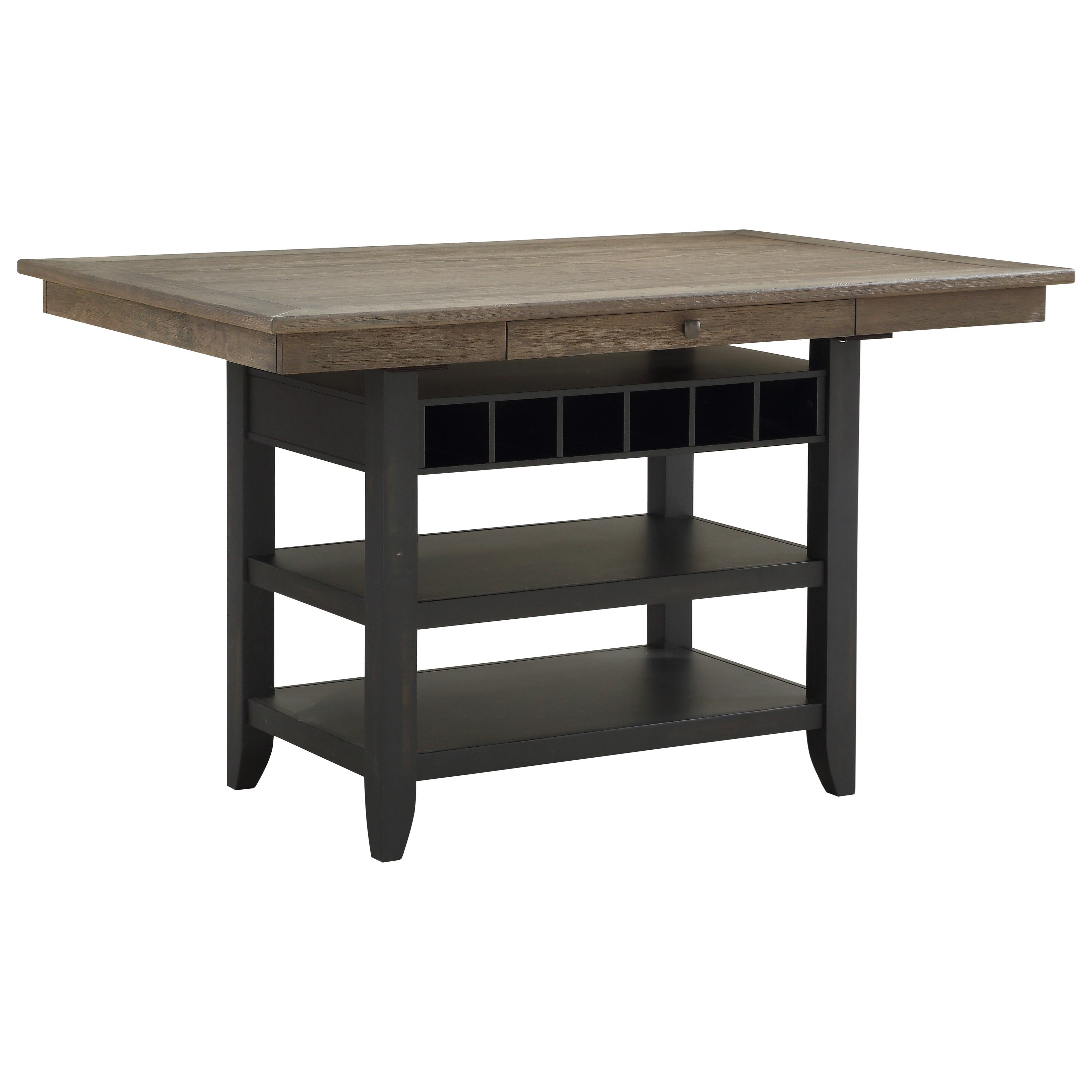 Buchanan Gathering Dining Table by Emerald at Northeast Factory Direct