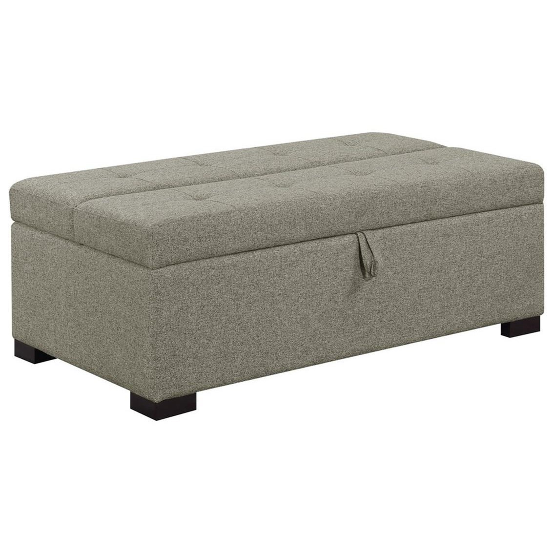 Cache Ottoman w/ Twin Sleeper by Emerald at Northeast Factory Direct