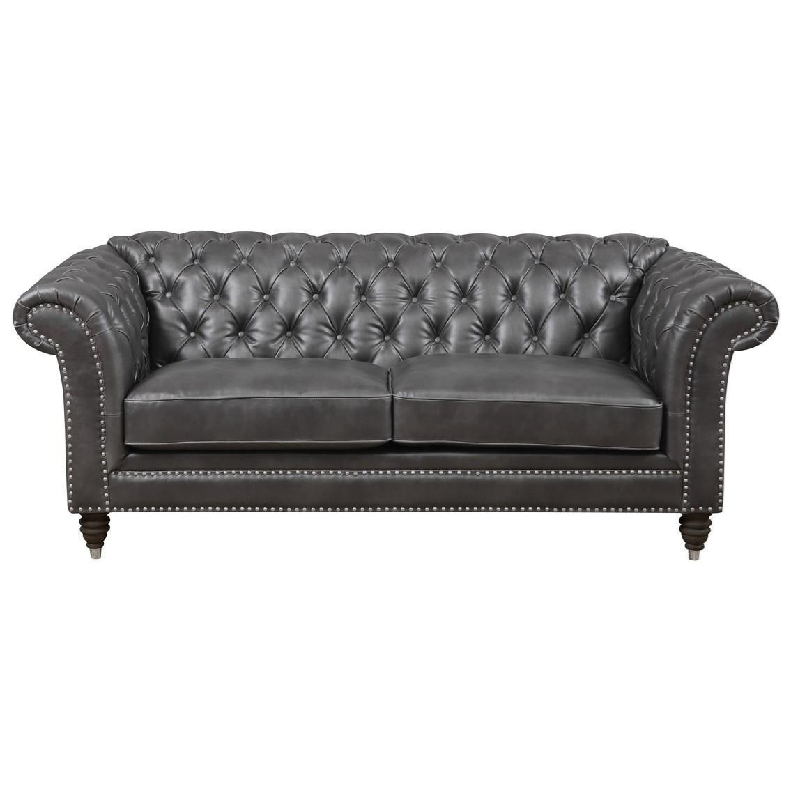 Capone Loveseat by Emerald at Northeast Factory Direct