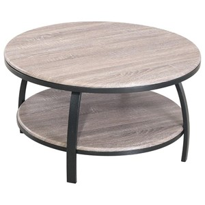 35'' Round Coffee Table