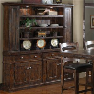 Emerald Castlegate Buffet and Hutch