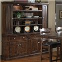 Emerald Castlegate Buffet and Hutch - Item Number: D942-60DC+65DC