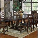 Emerald Castlegate Dining Table - Item Number: D942DC-10