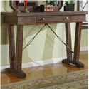 Emerald Castlegate Console Table - Item Number: T9423DC-K