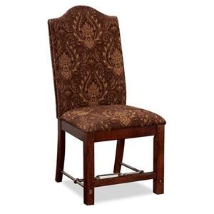 Captain Upholstered Side Chair