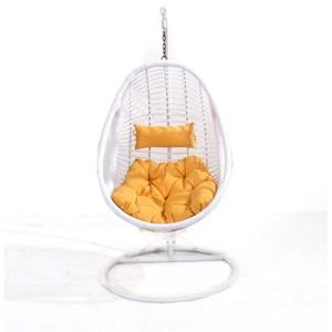 Outdoor Wicker Hanging Basket Chair