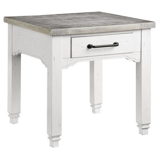 Centerville End Table by Emerald at Northeast Factory Direct