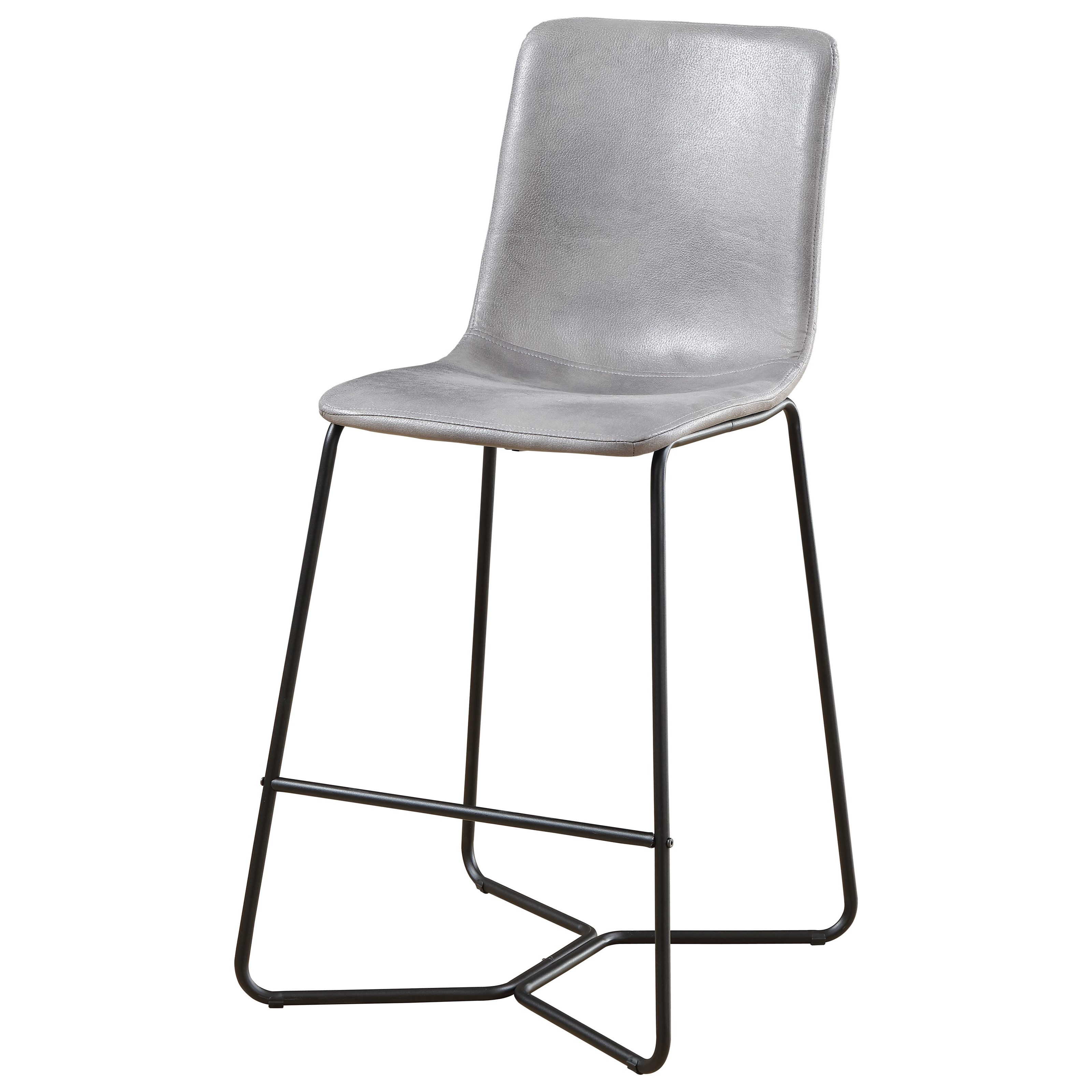 """Emmett 30"""" Upholstered Bar Stool by Emerald at Northeast Factory Direct"""