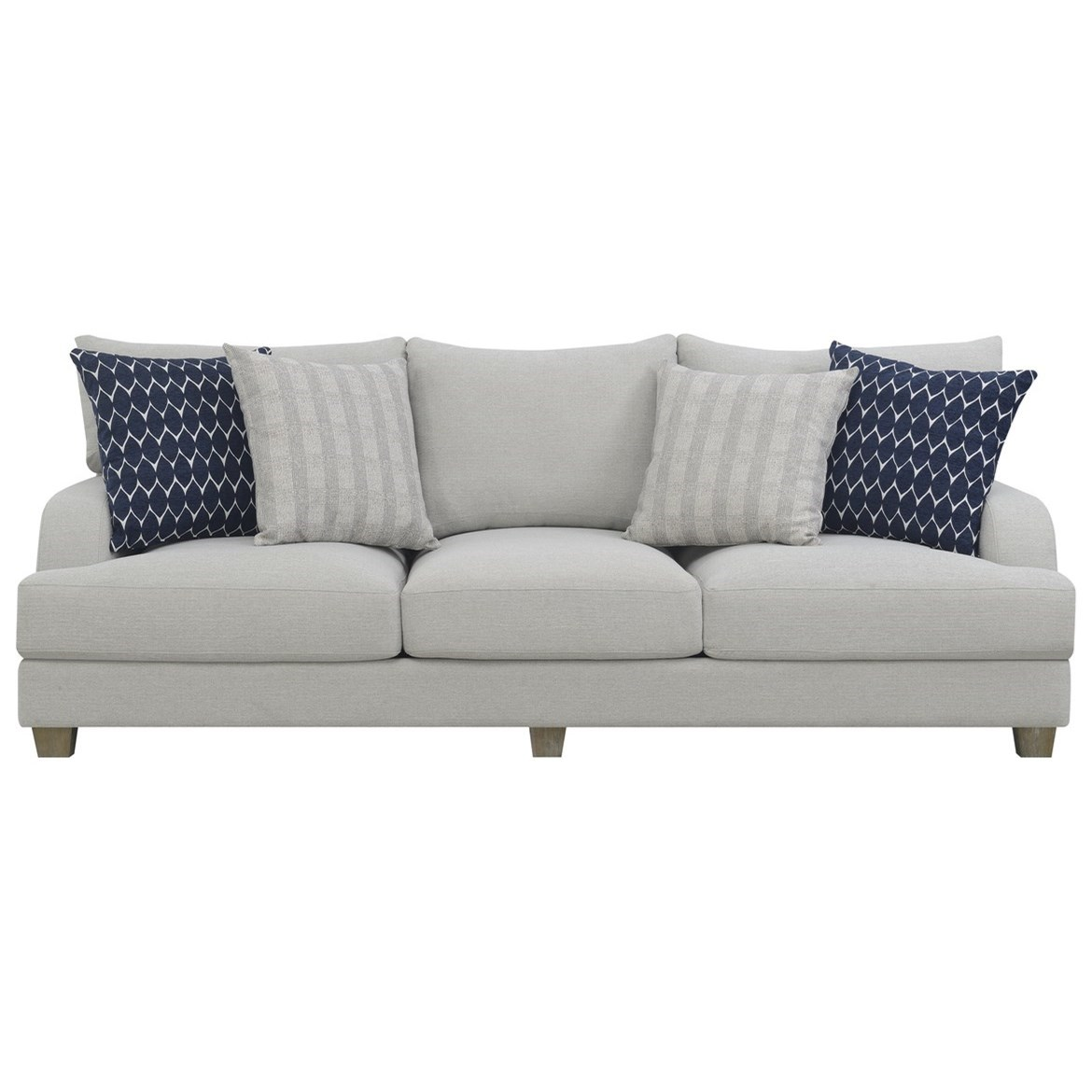 Laney Sofa by Emerald at Wilson's Furniture