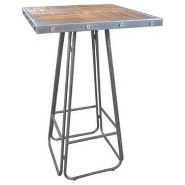 Square Pub Table