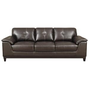 Emerald Marquis Tufted Back Sofa