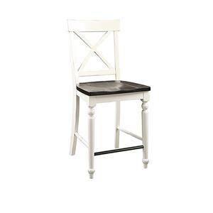 Emerald Mountain Retreat Counter Height Barstool 24