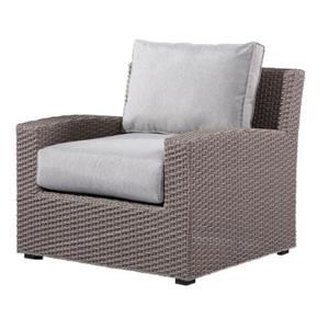 Emerald Outdoor Furniture Wicker Club Chair