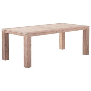 Emerald Reims Rectangular Reclaimed Teak Dining Table