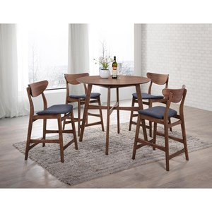 Gathering Height Table and Chair Set