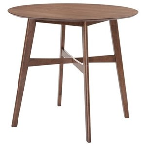 Emerald Simplicity Round Gathering Height Table