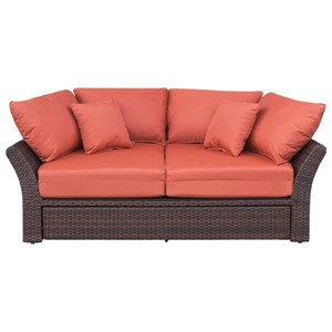 Emerald St. Croix Sofa Daybed