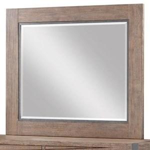 Emerald Viewpoint Mirror