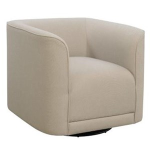Emerald Whirlaway Swivel Accent Chair