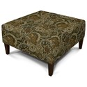 England Steele Ottoman - Item Number: 1237-6893