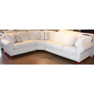 3 PC Sectional with Queen Sleeper