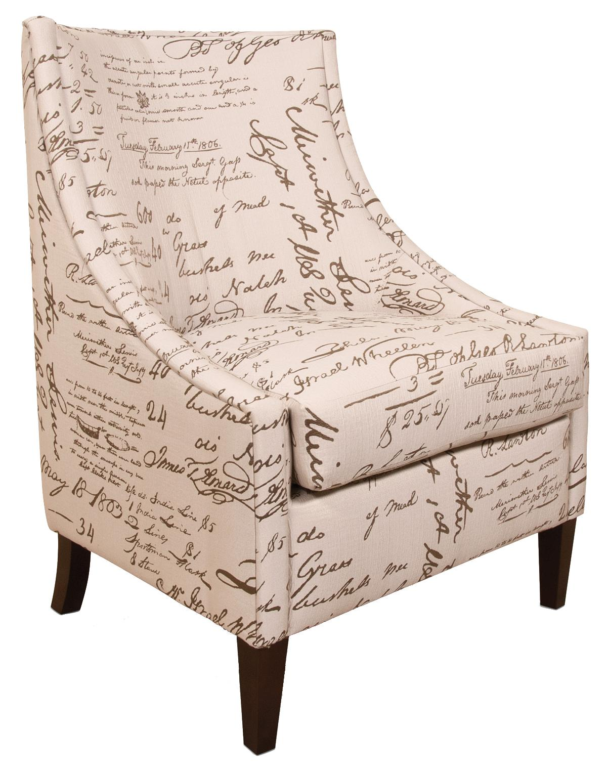 England 2230 Devin Chair - Item Number: 2234