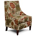 England 2230 Devin Chair - Item Number: 2234-Penelope Multi
