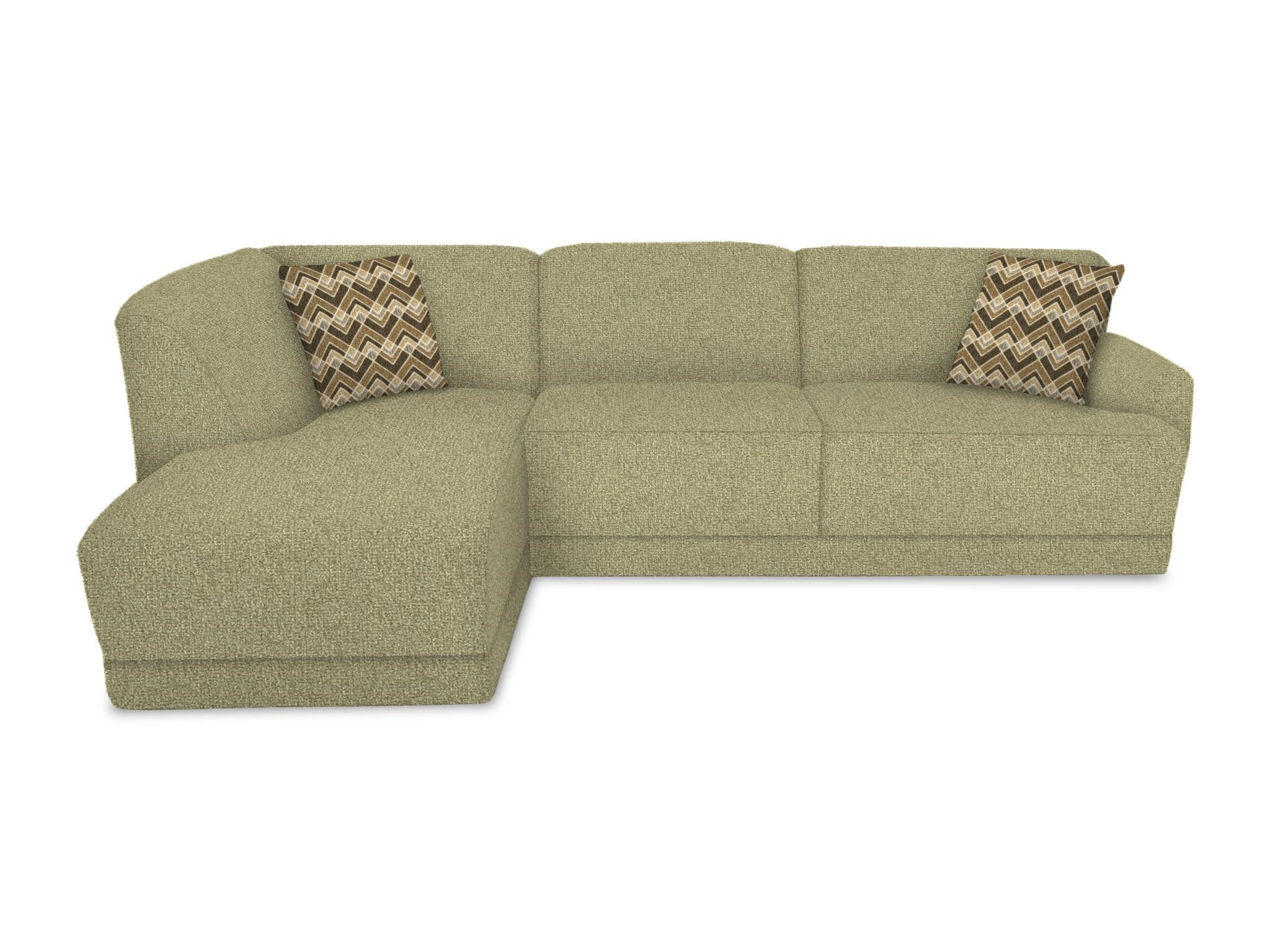 England Cole 2 piece Sectional - Item Number: 2880-06+23