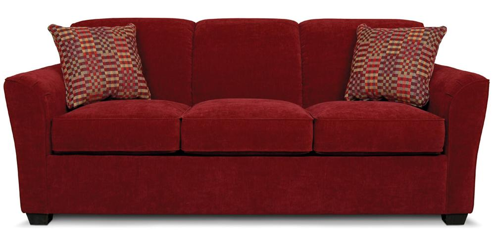 Smyrna Queen Size Sofa Sleeper by England at Sadler's Home Furnishings