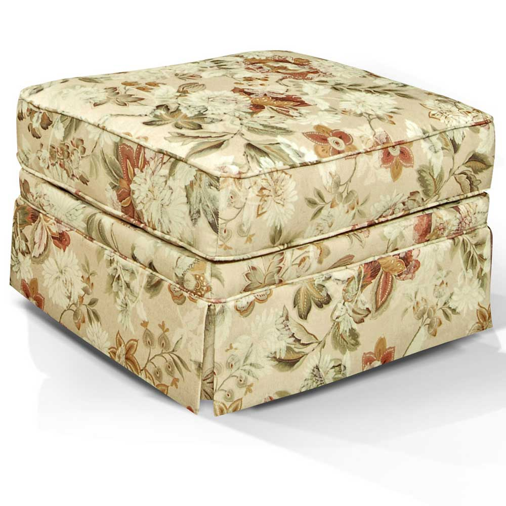 England Charleston Ottoman - Item Number: 3107