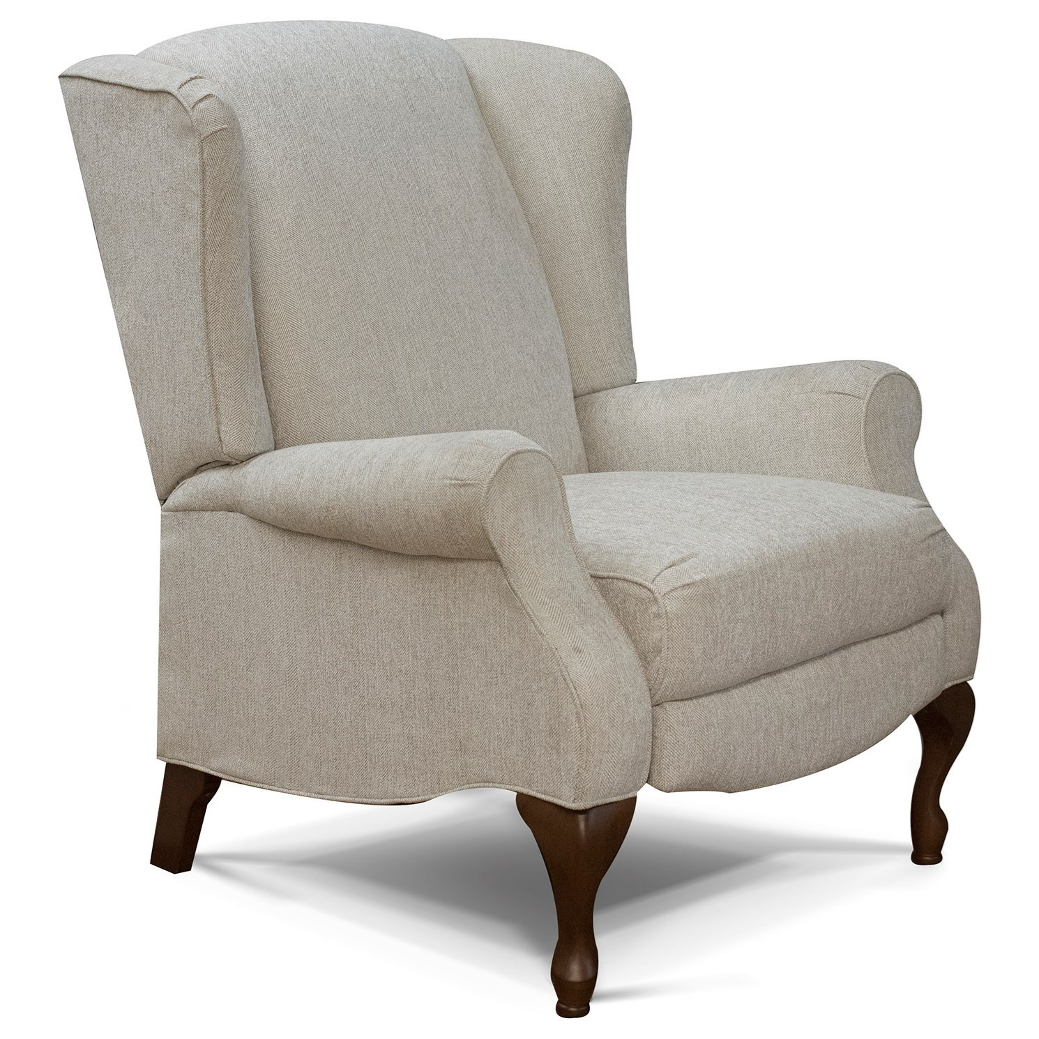410 Martha Recliner by England at VanDrie Home Furnishings