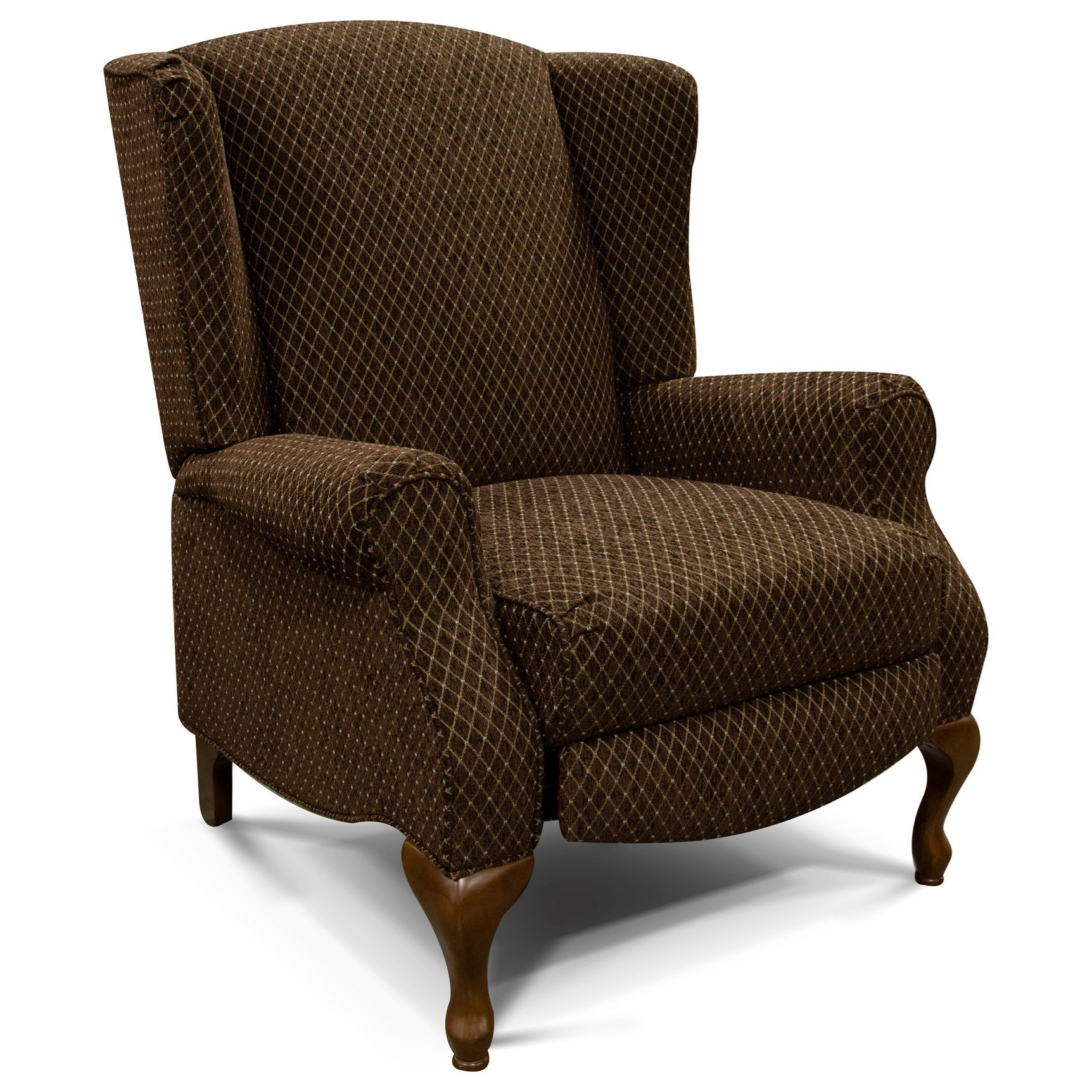 410 Martha Recliner by England at Pilgrim Furniture City