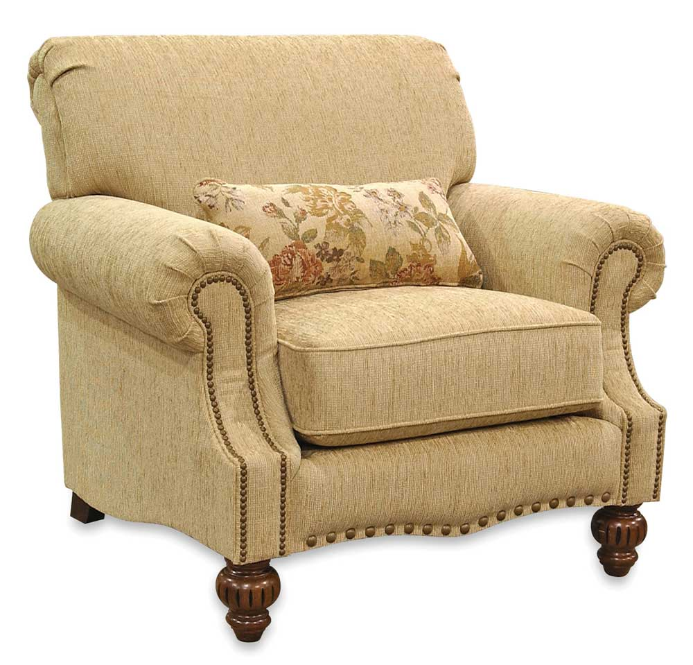 England Benwood Chair - Item Number: 4354