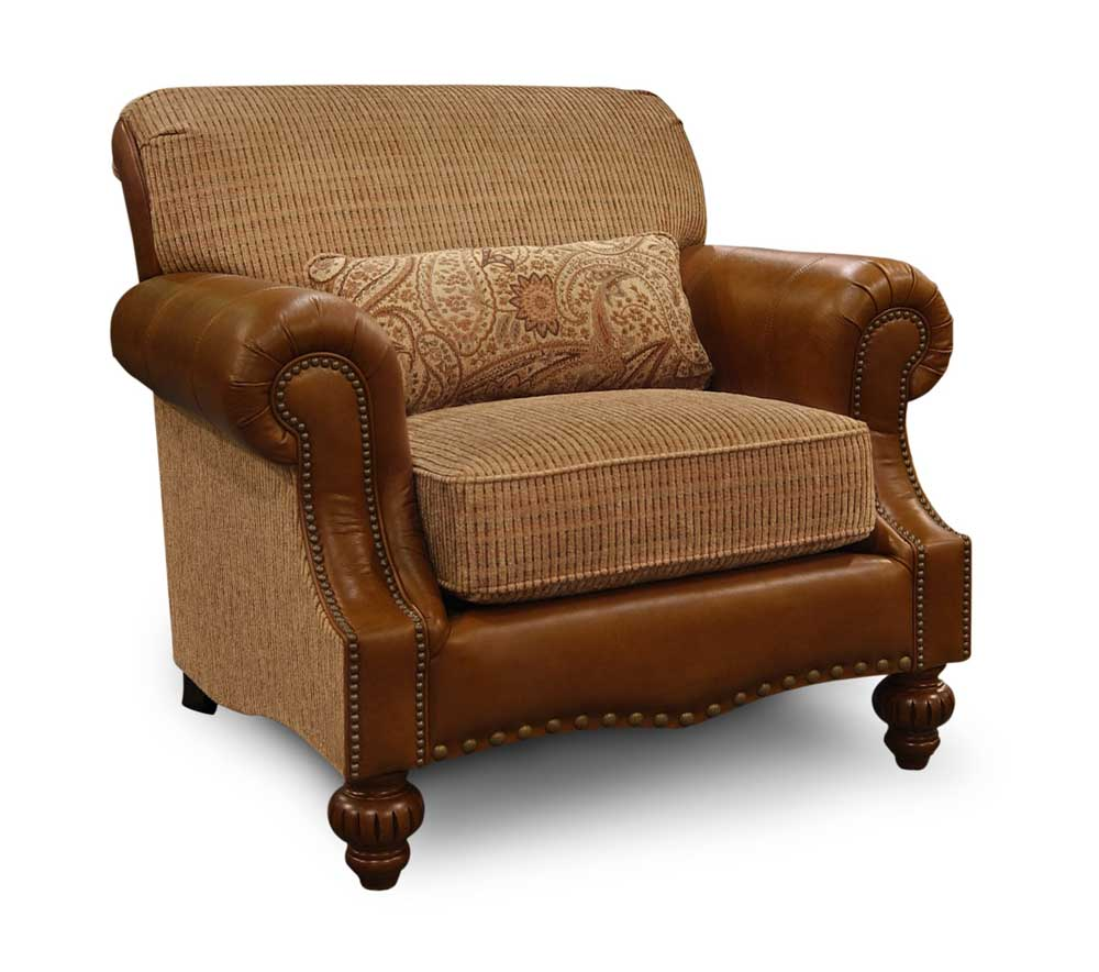 England Loudon Chair - Item Number: 4354L