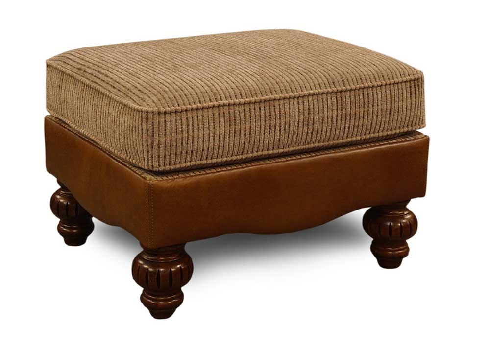 England Loudon Ottoman - Item Number: 4357L